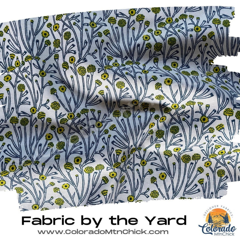 Stems - Prickly Pear by Emily Taylor - Figo Fabrics 90277-49
