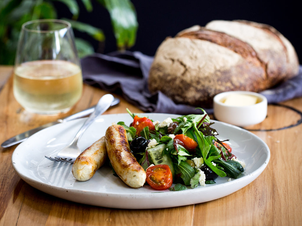 Chicken and French Tarragon Summer salad