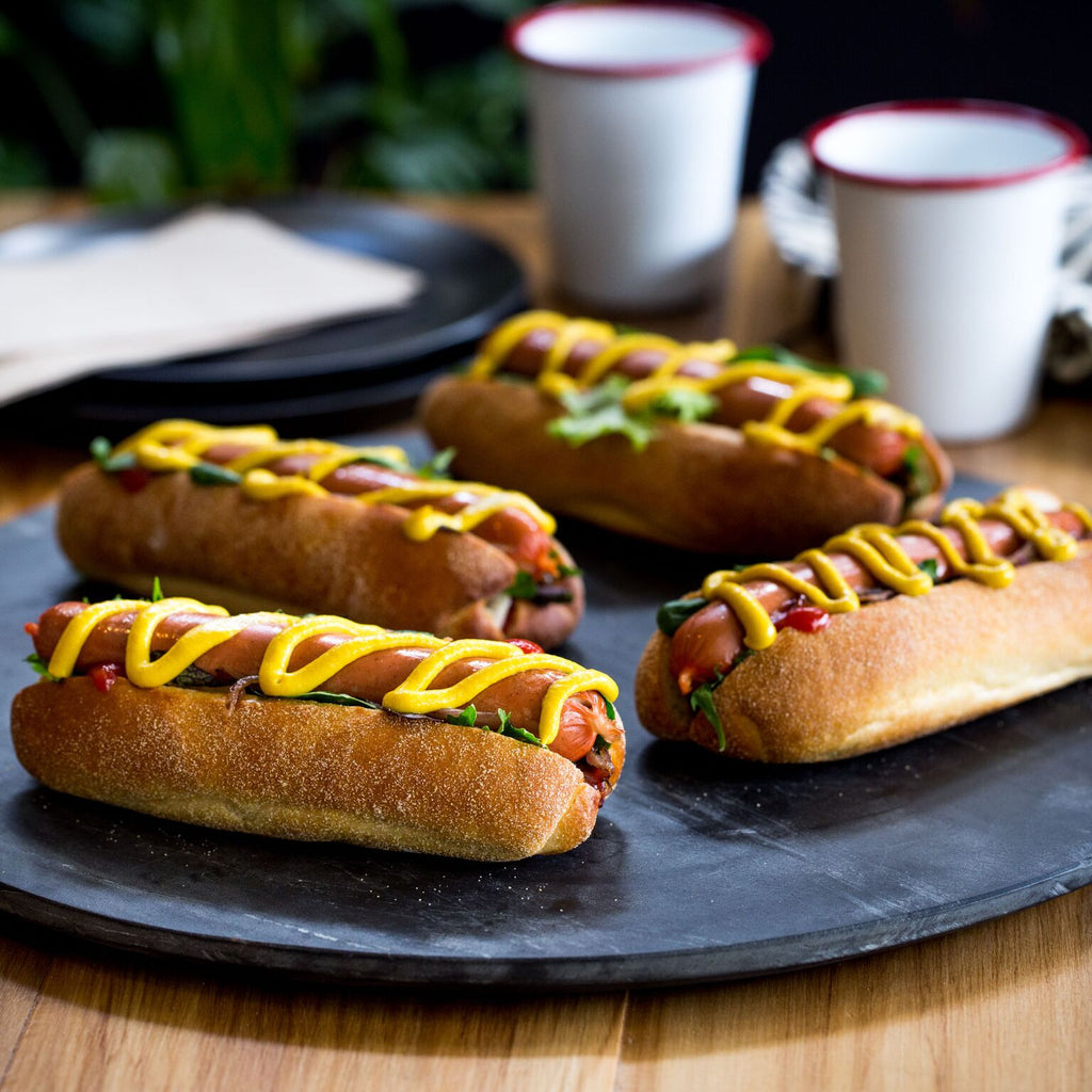 Perfect Hot Dogs