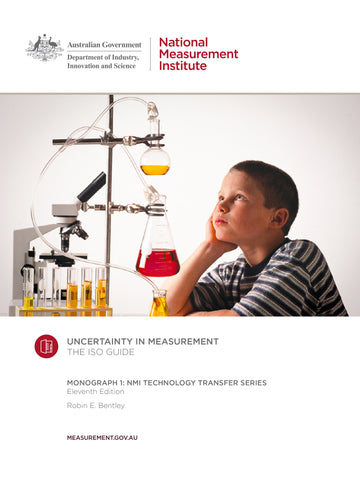 Monograph 1 Uncertainty in Measurement: The ISO Guide
