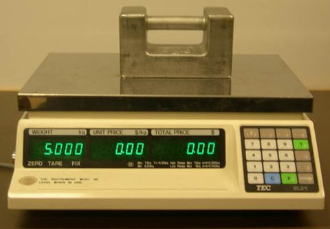 Limited Weighing Instruments