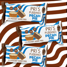 Load image into Gallery viewer, Pocket Sized Pies - Pecan Pie x 16 Packs