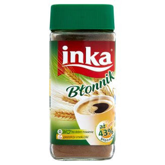 -in USA- INKA Cellulose coffee substitute All Natural- 100g