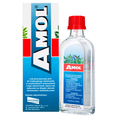 -in USA- Amol all-purpose tonic - 100 ml