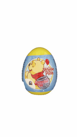 -in USA- Winnie the Pooh surprise egg with toy-1ct.-