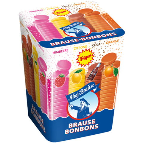-in USA-Ahoj-Brause Bonbons-flavored compressed tablets-hard candy-