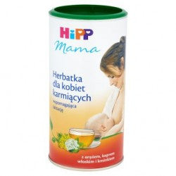 -in USA- HiPP Mama organic tea for pregnant and nursing moms 200g