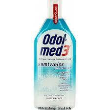 Odol-Med 3 Whitening mouthwash-500ml