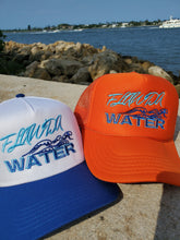 Load image into Gallery viewer, Flawda Water White/Royal Cap