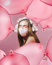 Load image into Gallery viewer, Pro6Mask - Baby Pink (Individual Pack)