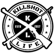 Load image into Gallery viewer, KILLSHOT Life Car Window Static Cling