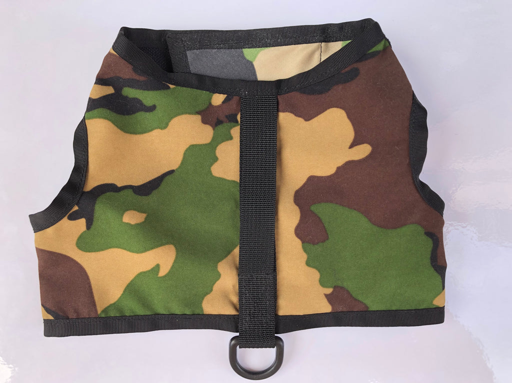 harness - army camo