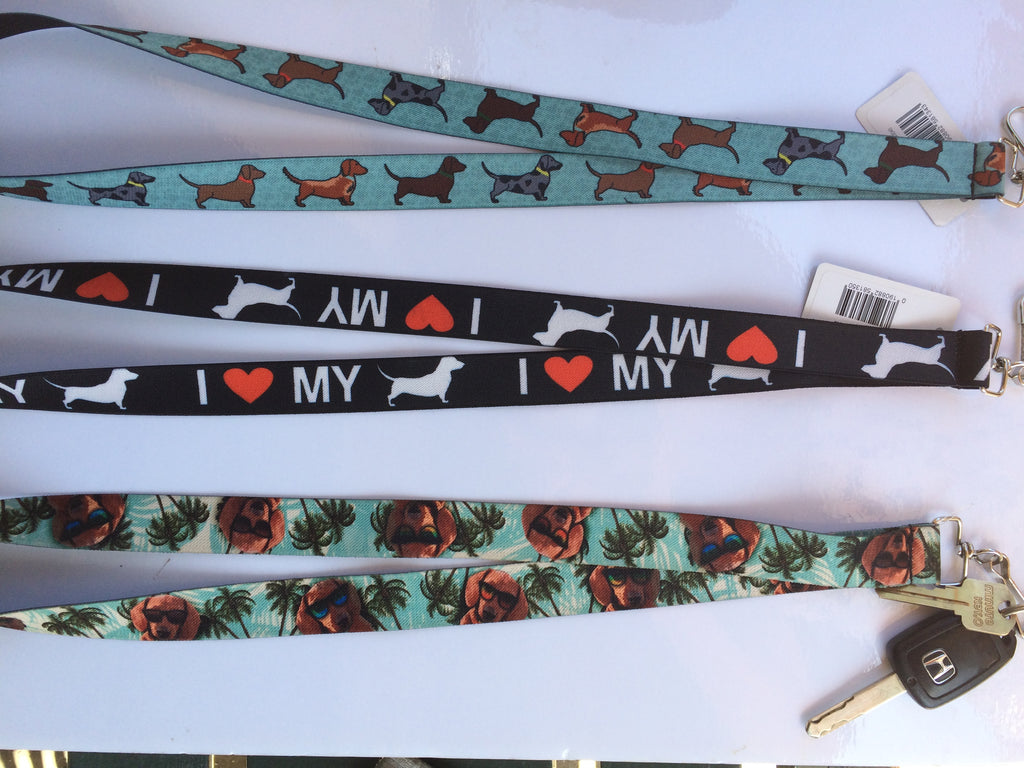 Stretchable Lanyards