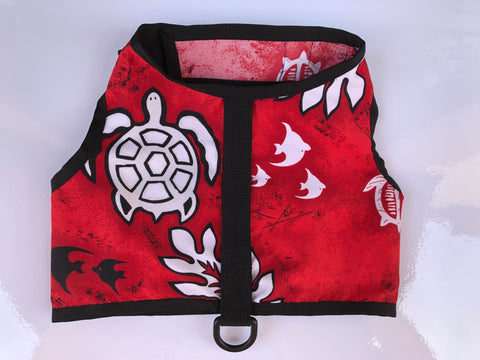 harness - red turtles