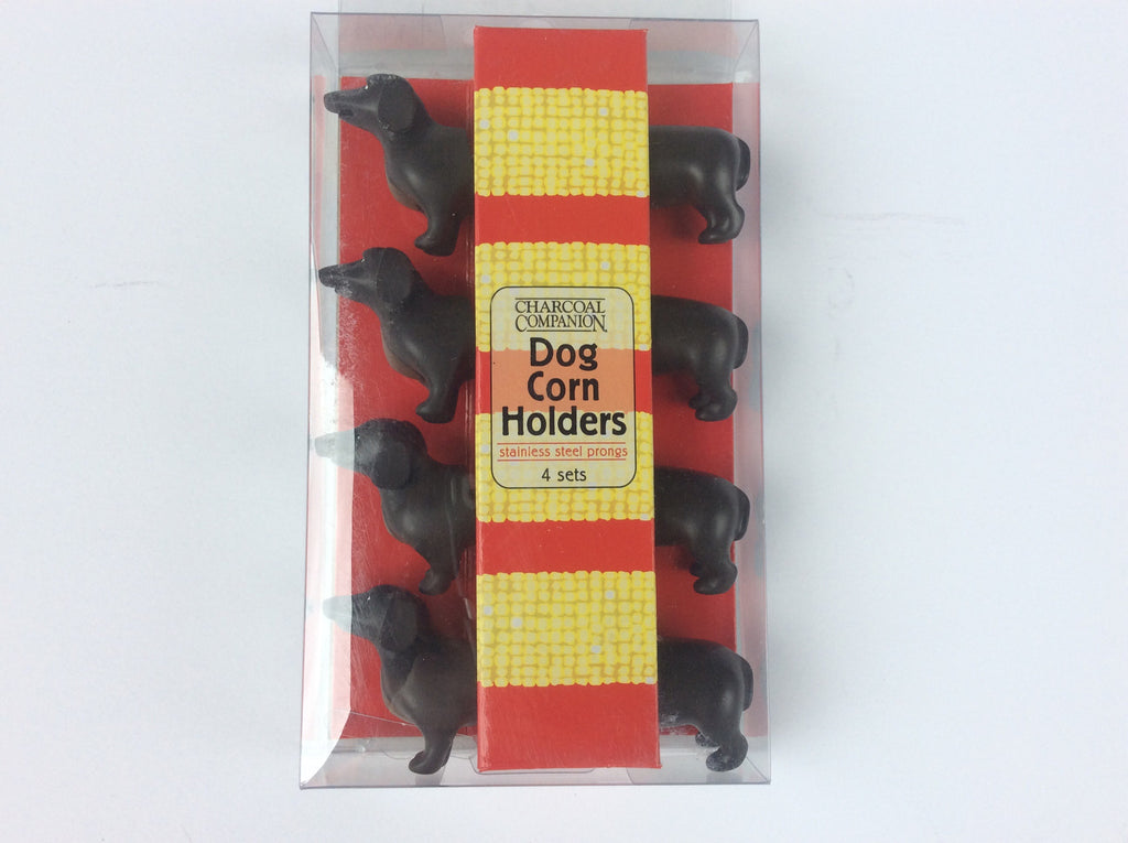 Corn holders/ dachshunds