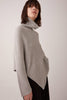 Arga Cape Silver Grey