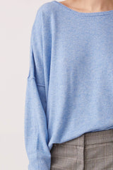 Oria Jumper Cornflower Blue