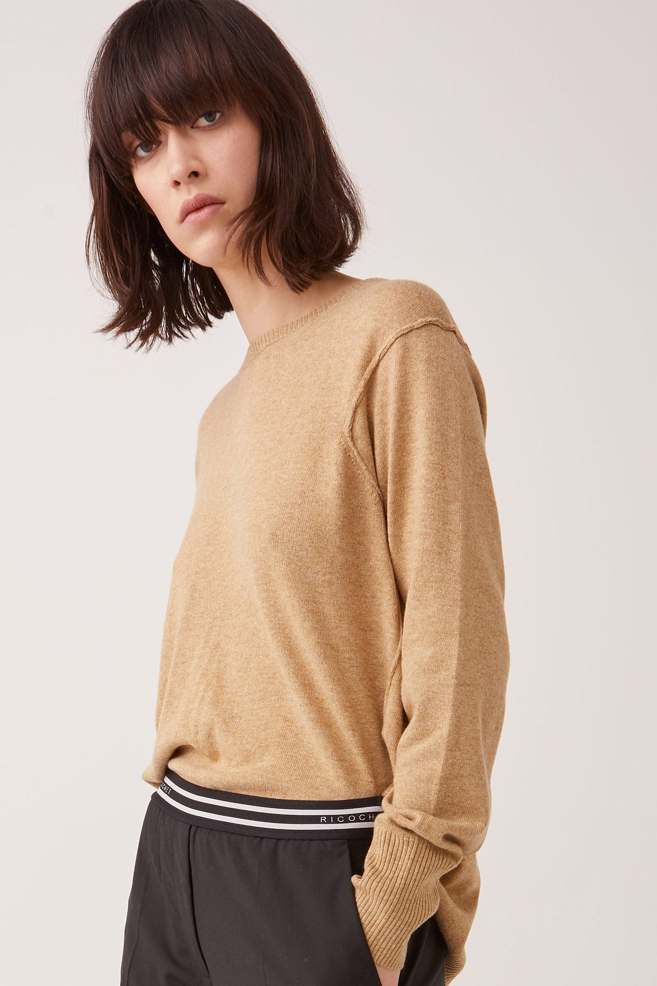 Ricochet NZ Fashion Designer Clothing Boutique AW19 Oria Jumper Knitwear Imported