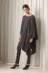 Pleated Keaton Dress