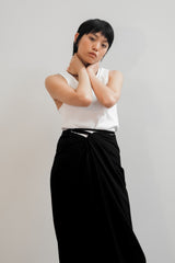 Ricochet NZ Fashion Designer Clothing Boutique AW20  Made in NZ  RS10464 Hanabi Skirt