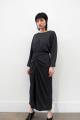 Hanabi Dress Steel