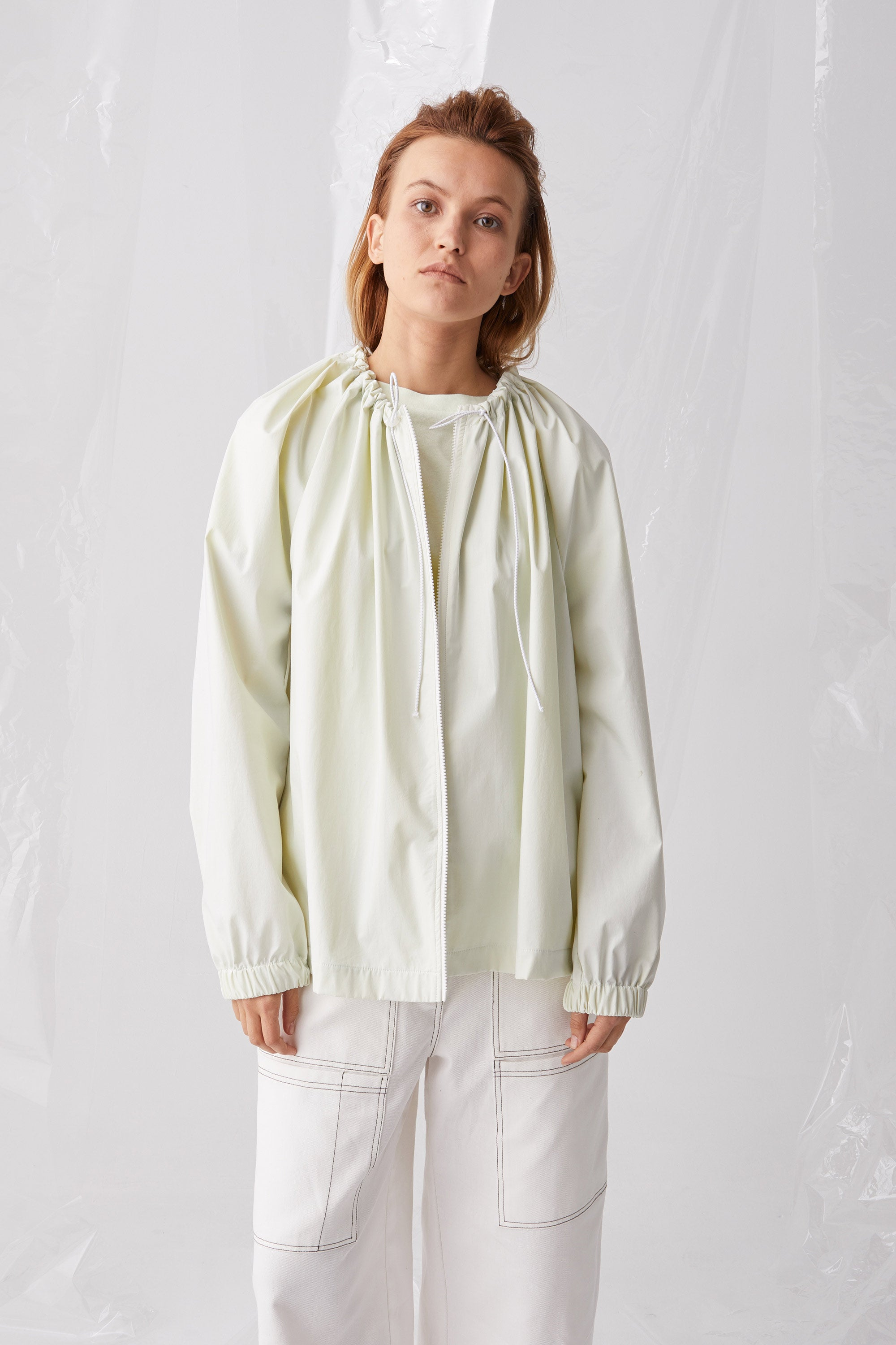 Ricochet NZ Fashion Designer Clothing Boutique SS18 Kanon Jacket Glow Made in NZ
