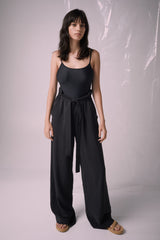 Ricochet NZ Fashion Designer Clothing Boutique SS19  Made in NZ Momoka Pant Black