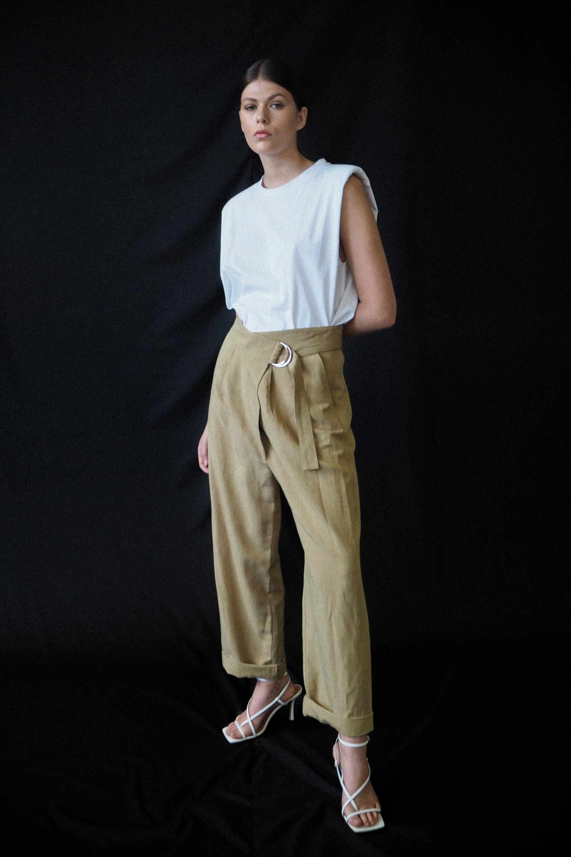 Barball Pant Ricochet SS20 Collection NZ Sustainable Fashion Design