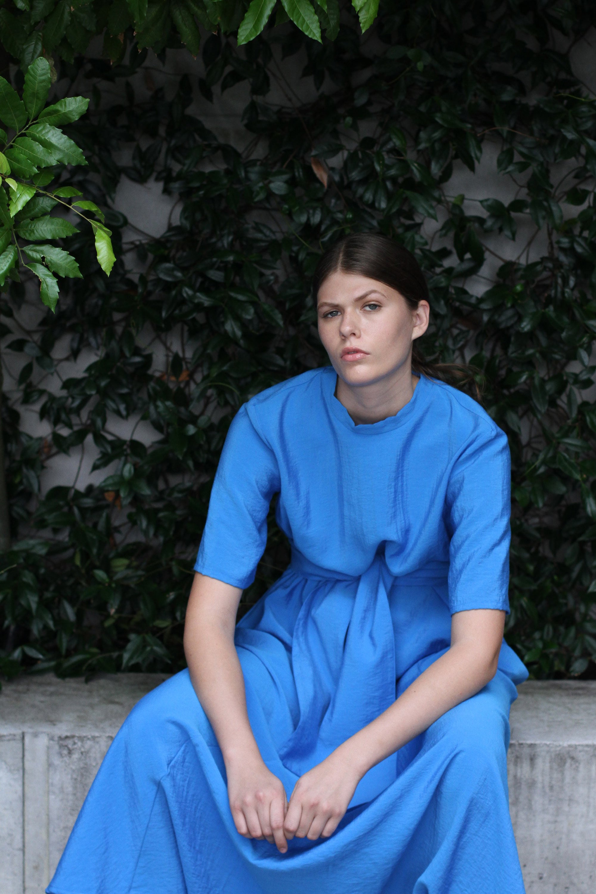 Ville Jumpsuit Ricochet SS20 Collection NZ Sustainable Fashion Design