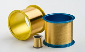 GOLD BONDING WIRES