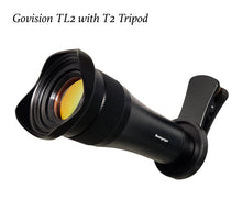 Load image into Gallery viewer, 【AV077】Govision TL2 Telephoto Phone Lens Kit with T2 Tripod