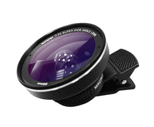 Load image into Gallery viewer, 【AV005】Bomgogo Govision L3 0.5X Wide Angle Lens, 15X Macro Mobile Camera Lens (58mm)