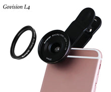 Load image into Gallery viewer, 【AV043】Govision L4 Macro Lens Kit