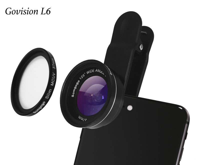 【AV032】Govision L6 Ultralight 2-in-1 HD Lens Kit