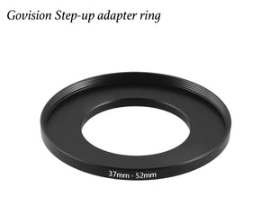 Bomgogo Goviosion Step-up Adapter Ring