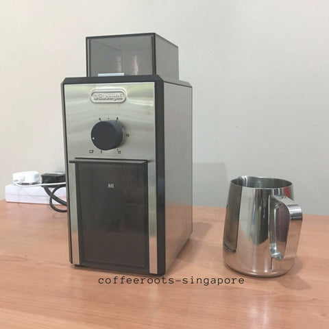 Delonghi KG89 coffee grinder singapore