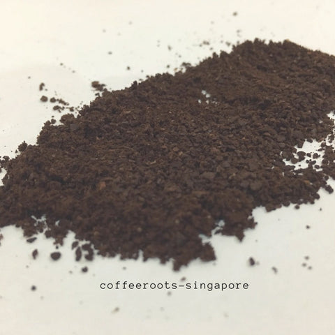 KG 89 Coffee Grinder Medium Coarse grind