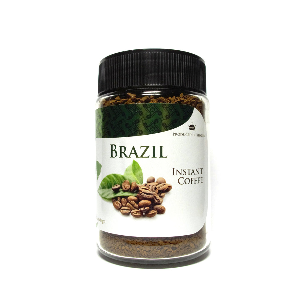 Non-Flavoured Instant Coffee - Brazil