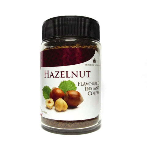 Flavoured Instant Coffee - Hazelnut