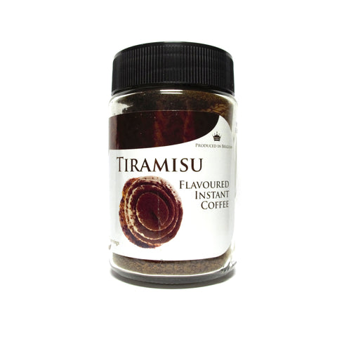 Flavoured Instant Coffee - Tiramisu