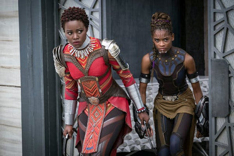Nakia Black Panther Movie Best Halloween Costumes for Black Women in 2021