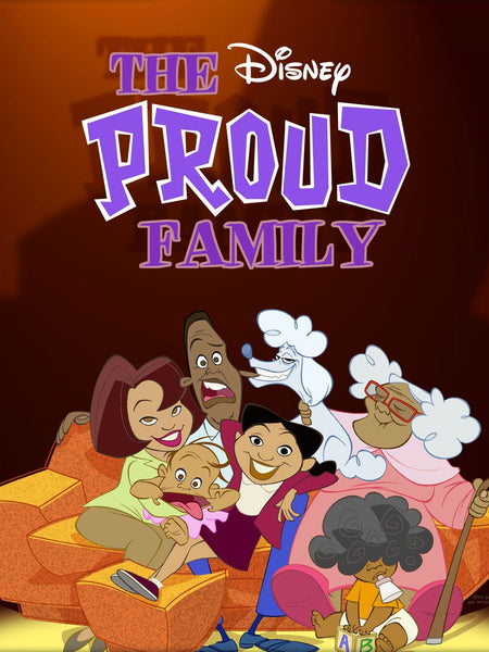The Proud Family Best Black TV Shows to Binge Watch in 2021 on Netflix