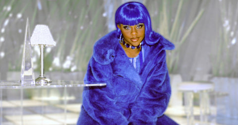 Lil Kim Halloween Costume Crush on You Best Halloween Costumes for Black Women in 2021