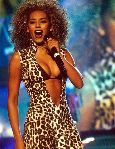 Spice Girls Scary Spice Mel B Girl Best Halloween Costumes for Black Women in 2021