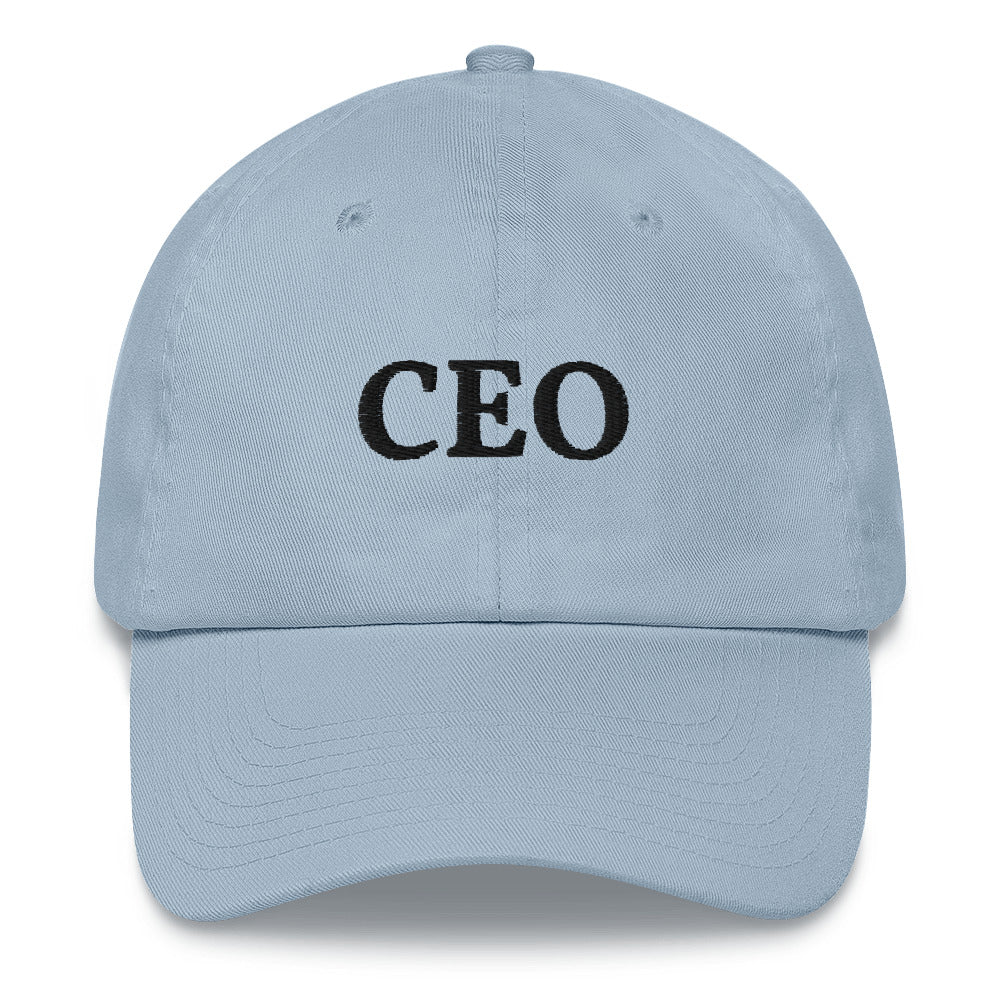 CEO Motivational Business Owner Hat