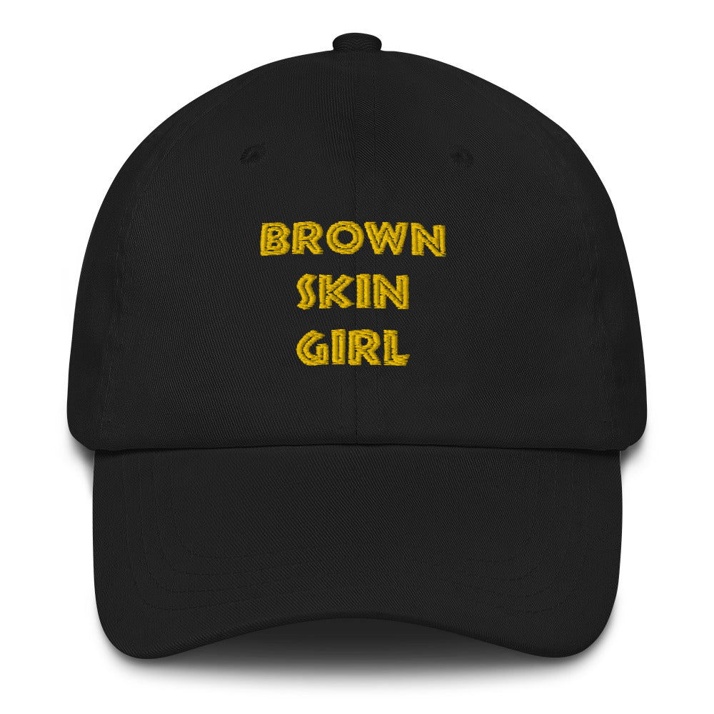 Brown Skin Girl Beyonce Hat