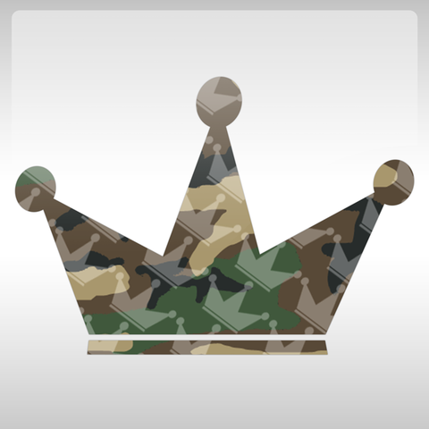 Camo Crowns Pack