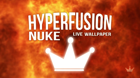Hyperfusion Live Wallpaper by Konsole Kingz (Screensaver)