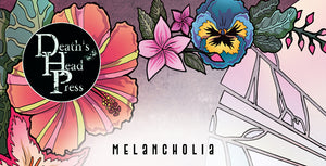 Cover Reveal: MELANCHOLIA by Matt Wildasin