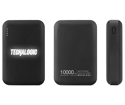 Techalogic 10000mAh Powerbank